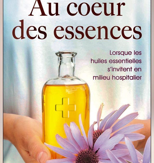 Les huiles essentielles s'invitent en milieu hospitalier