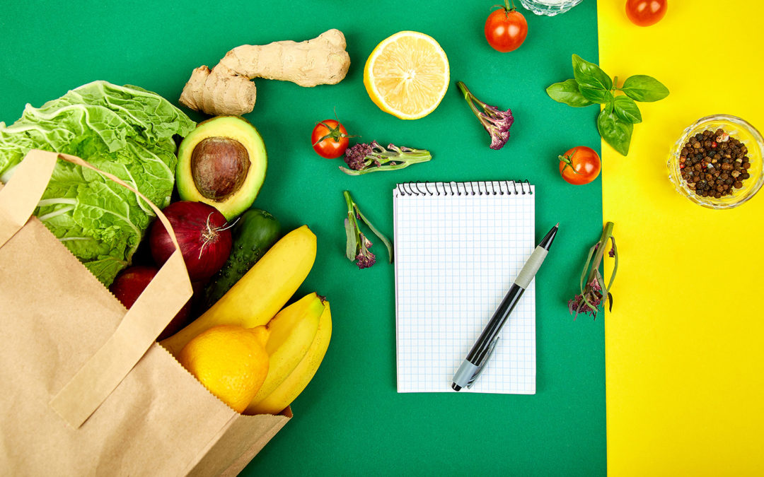 L'importance de tenir un journal alimentaire