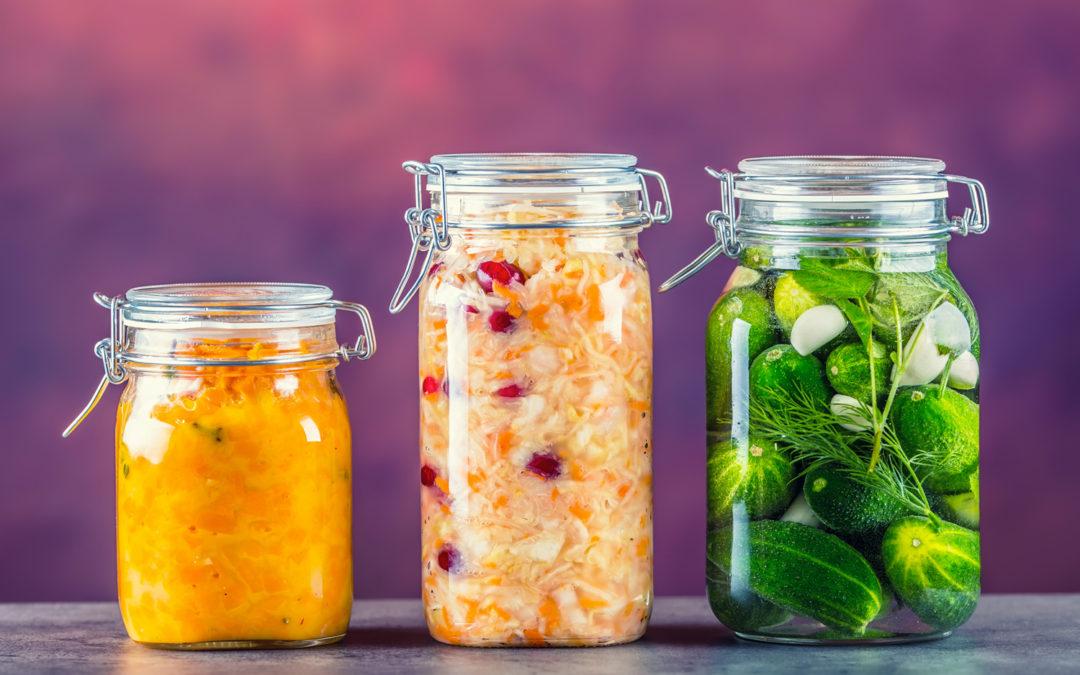 Les surprenantes vertus des légumes lactofermentés