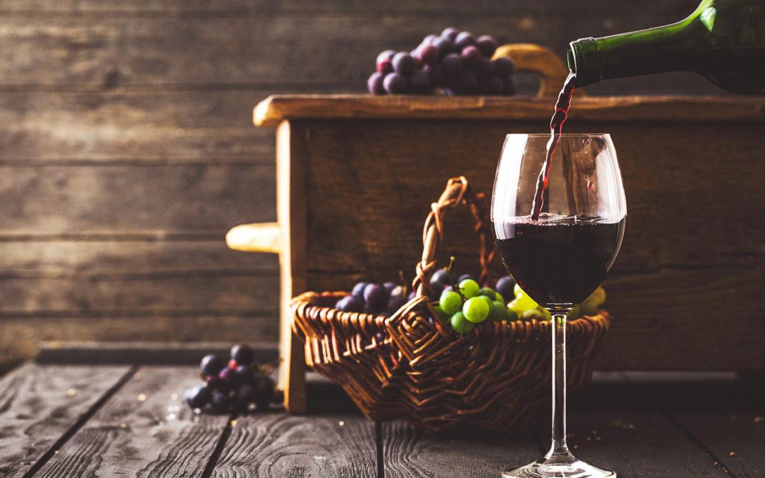 Cocktail chimique ou verre de vin?